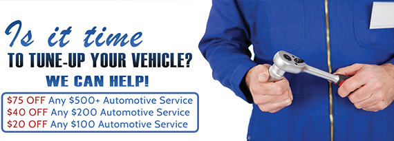 Automotive Service Discount Louisiana
